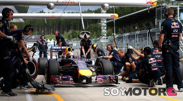 Red Bull quiere involucrarse más con el proyecto de Renault - LaF1.es