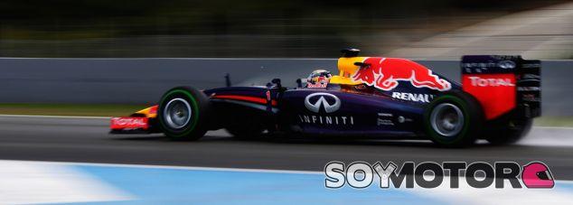 Christian Horner confía en el diseño del RB10