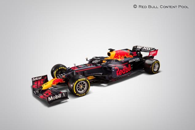 Presentado el RB16B, el primer Red Bull de Sergio Pérez - SoyMotor.com