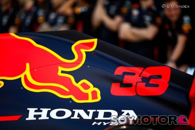 Detalle del monoplaza de Verstappen en 2019 - SoyMotor.com