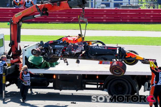 OFICIAL: Red Bull pide revisar la decisión de los comisarios de Silverstone  - SoyMotor.com