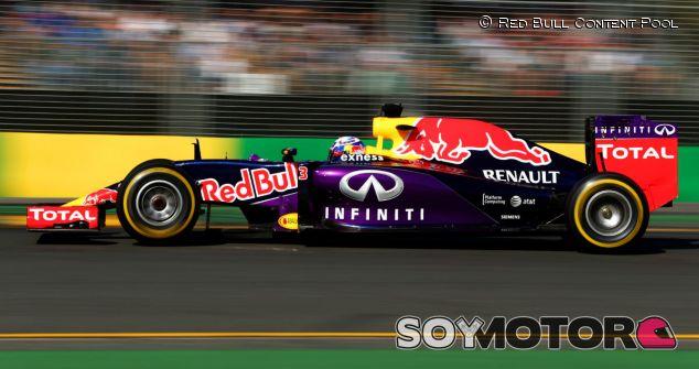 Daniel Ricciardo durante el Gran Premio de Australia - LaF1