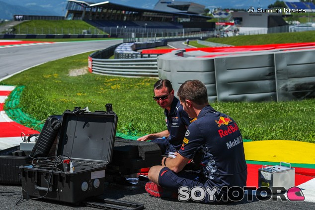 Horarios del GP de Austria F1 2019 y cómo verlo por televisión - SoyMotor.com