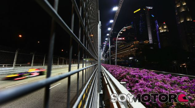 Red Bull en el pasado GP de Singapur F1 2012 - LaF1es
