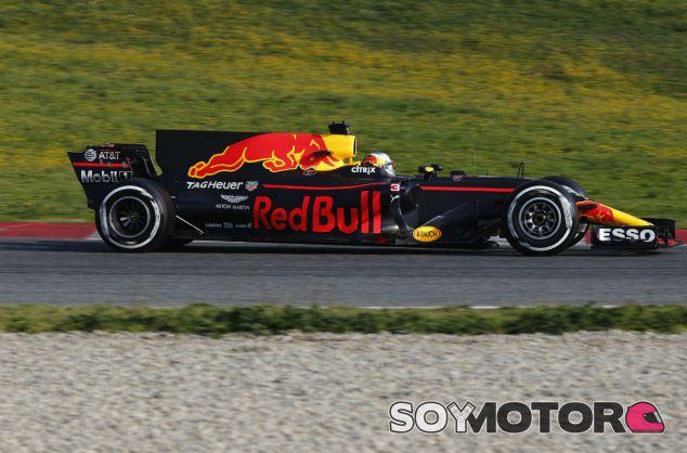 Red Bull, en contra de las aletas de tiburón - SoyMotor