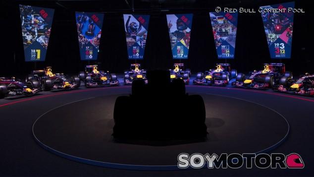 Red Bull anuncia la fecha de presentación de su coche 2019 - SoyMotor.com