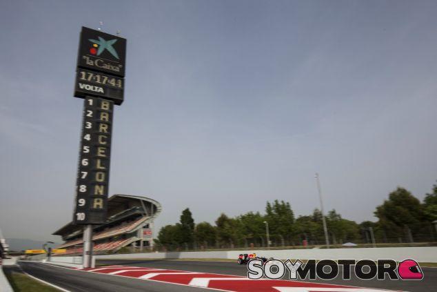 En Red Bull están convencidos que estarán en Barcelona durante los test - LaF1
