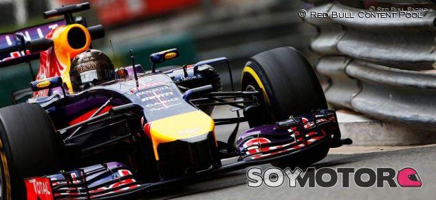 Sebastian Vettel en el Gran Premio de Mónaco - LaF1