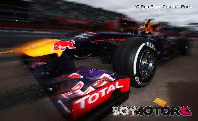 Red Bull llega reforzada tras su victoria en Canadá