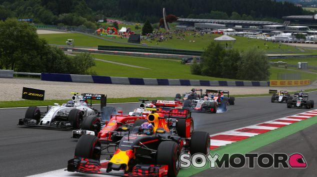 La televisión de Red Bull quiere emitir la F1 en exclusiva en Austria - SoyMotor.com