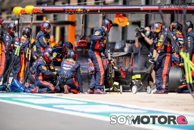 Mundial de Paradas 2020: Red Bull manda de nuevo en Silverstone - SoyMotor.com