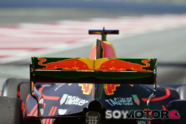 Red Bull en el GP de España F1 2017: Viernes - SoyMotor.com