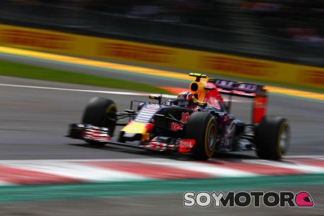Los dos pilotos de Red Bull, separados por una milésima - LaF1
