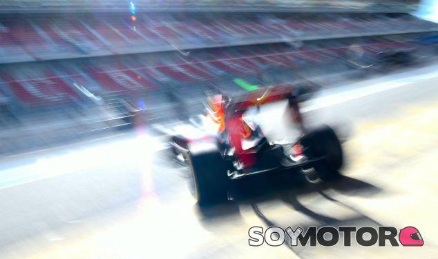 Test en Barcelona - SoyMotor