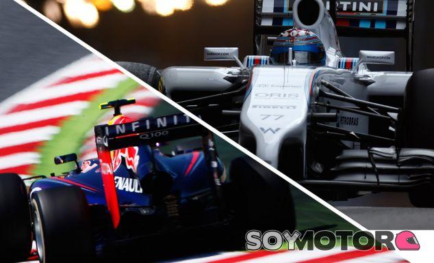 Valtteri Bottas cree que Williams podrá luchar contra Red Bull