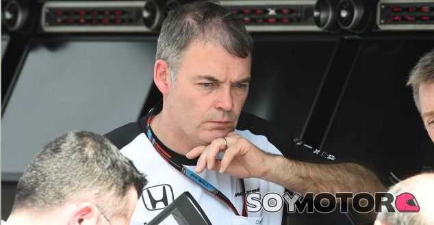 Williams ficha al ex de McLaren Dave Redding como team manager - SoyMotor.com
