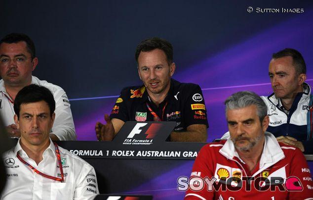 Segunda rueda de prensa del GP de Australia - SoyMotor