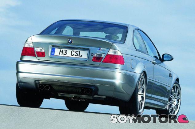 La denominación CSL regresará a BMW - SoyMotor.com