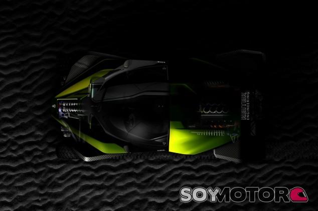 Reiter Xymera: un hypercar híbrido 'off road' de ensueño - SoyMotor.com