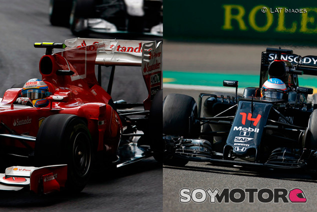 Tres remontadas de Fernando Alonso para recordar - SoyMotor.com