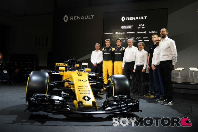 Renault espera una mejora de 3 décimas por vuelta en sus motores - SoyMotor