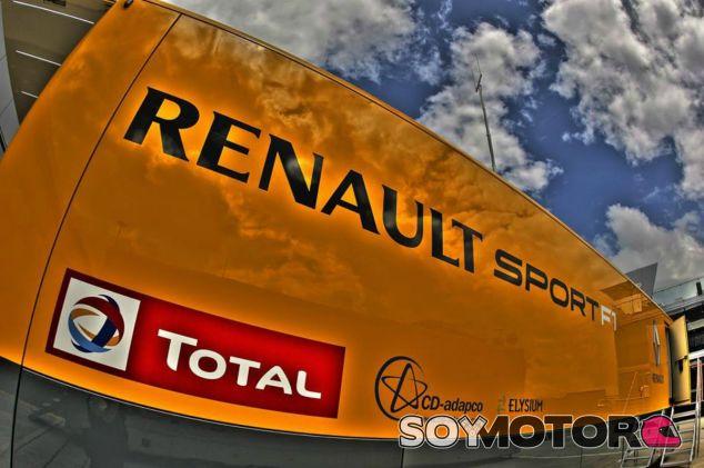 Renault prepara grandes cambios para la temporada 2016 - LaF1