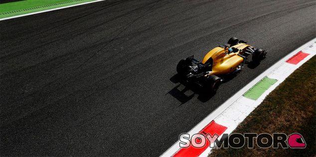 Jolyon Palmer en Italia - LaF1
