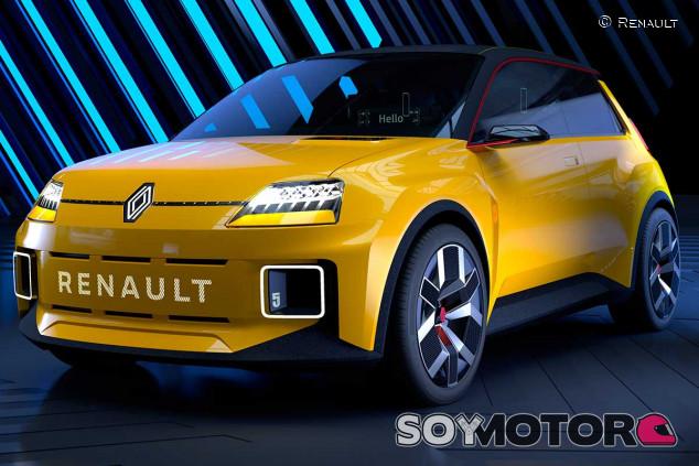 Renault 5 Prototype - SoyMotor.com