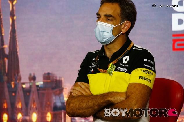 Racing Point debe perder todos sus puntos, reclama Abiteboul - SoyMotor.com