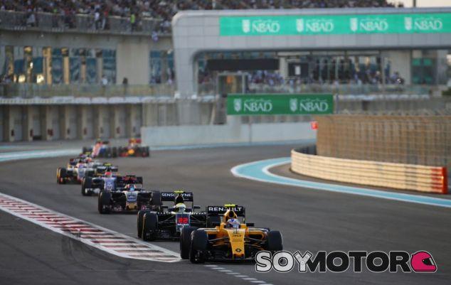 Renault quiere más acción en las carreras - SoyMotor