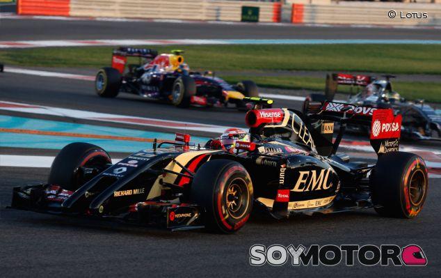 """Renault hace balance de 2014: """"No dejamos de empujar y de mejorar"""" - LaF1"""