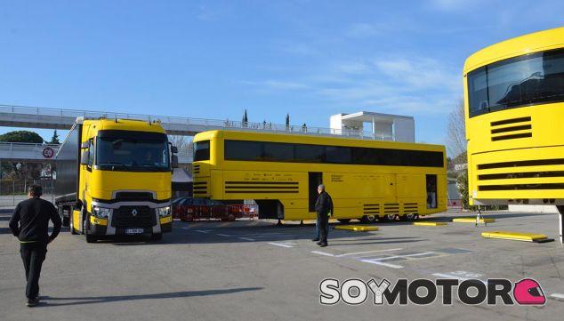 Camiones de Renault en Montmeló - SoyMotor