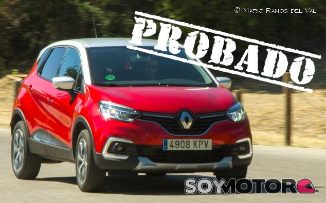 Prueba a fondo Renault Captur - Soymotor.com