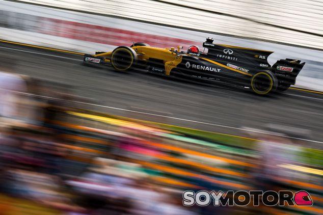 Nico Hülkenberg en el pasado GP de China - SoyMotor