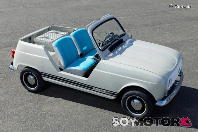 Renault e-Plein Air - SoyMotor.com
