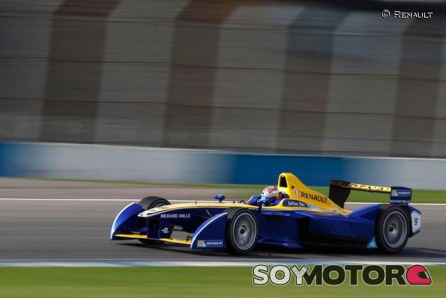 Para Prost, el equipo e-dams de la Fórmula E no se vería afectado por Renault F1 - LaF1