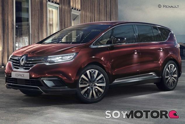 Renault Espace 2020: quinta generación actualizada - SoyMotor.com