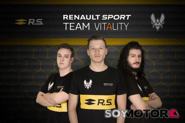 Renault Sport Team Vitality - SoyMotor.com