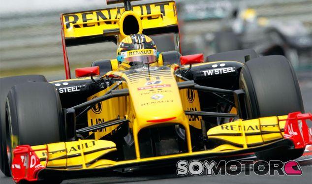 Robert Kubica en 2010 - LaF1
