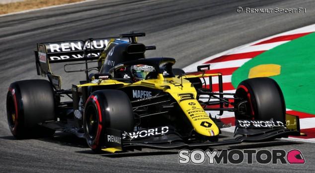 Renault en el GP de España F1 2020: Viernes - SoyMotor.com