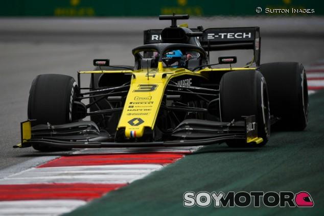 Daniel Ricciardo en el GP de Rusia 2019 - SoyMotor