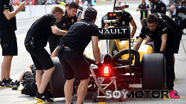 Renault espera estar en la lucha por más puntos en Japón - LaF1