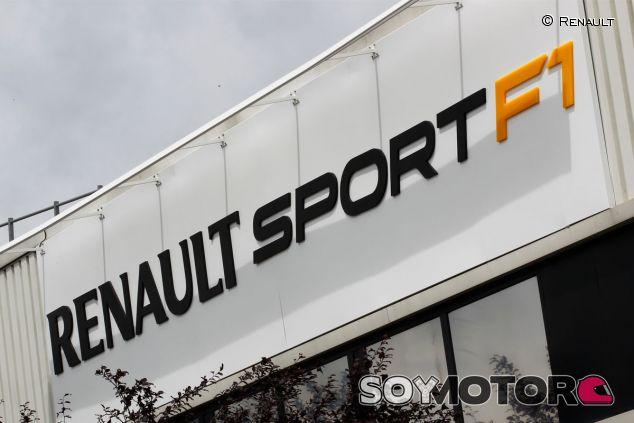 Sede de Renault Sport - LaF1