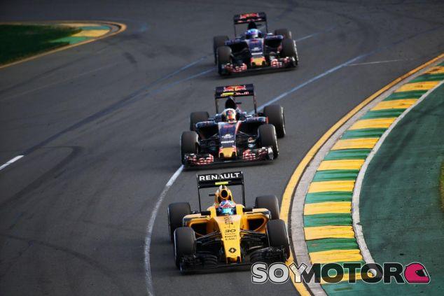 Renault ha quedado asombrado de la evolución de los chasis en la F1 - LaF1