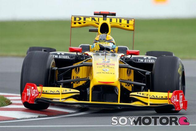 Renault volverá a lucir el amarillo en sus monoplazas - LaF1