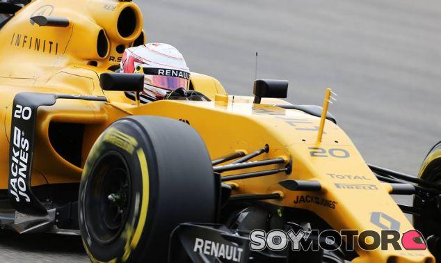 Kevin Magnussen en Alemania - LaF1