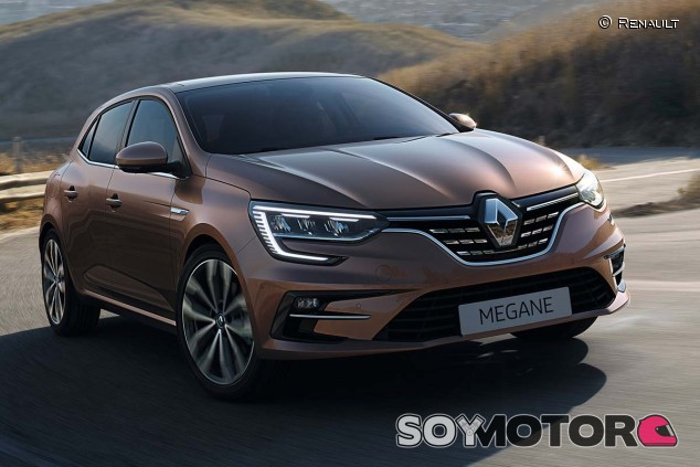 Renault Mégane 2020 - SoyMotor.com