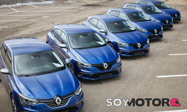 Toda la gama del Renault Mégane: desde Palencia para el mundo - SoyMotor