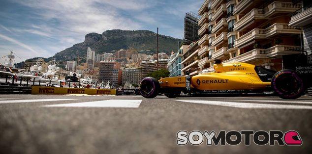 Kevin Magnussen en el pasado Gran Premio de Mónaco - LaF1