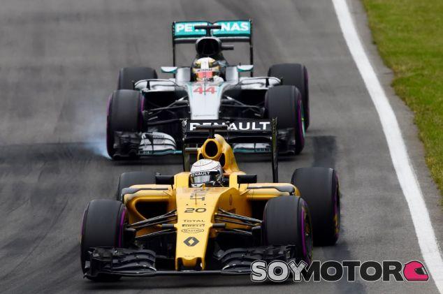 Renault espera estar a la altura de Mercedes pronto - SoyMotor